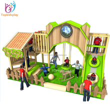 NFPA & ASTM certified mini kids soft indoor playground