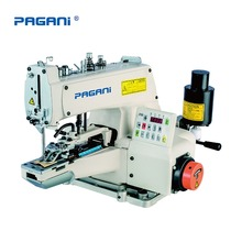PGN-373D High speed computer direct drive button sewing machine