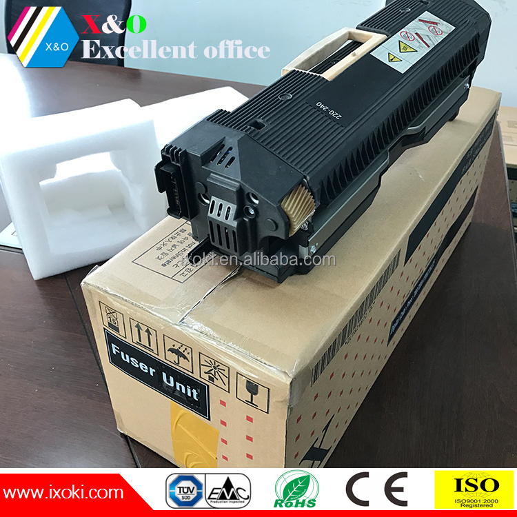 Premium Original Used 220V 110V Fuser unit for Fuji Xerox C7780/C6680/C5580/C7600/C7550/C7500/C6550/C6500/C5065/C5500 Copier