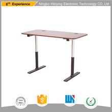 New style 2-Button sit to stand height electric adjustable standing desk
