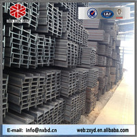 High Quality GB Standard Steel I Beam, Metal Structural Steel I Beam Price