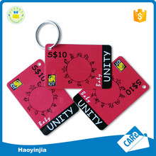 Cheap Customized hole punched hang tag