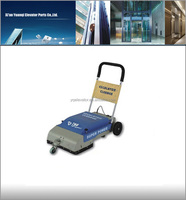 escalator machine cleaner, escalator Machines for cleaning escalator lift