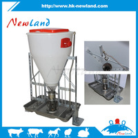 2016 NL823 veterinary pig use 100L Automatic dry wet pig feeder
