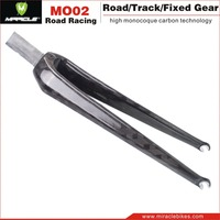 Wonderful Products China Carbon Bicycle Front Fork,Carbon Bike Fork 700c Carbon Road By Miracle Bike