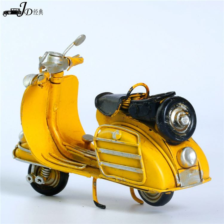 FACTORY DIRECTLY custom design iron motorcycle model from manufacturer