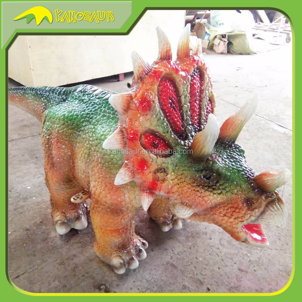 KANOSAUR1536 Amusement Park Walking Battery Operated Dinosaur Ride