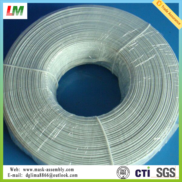 Double Wire Roll Twist Ties /clip Band/twistband - Buy Metal Wire ...