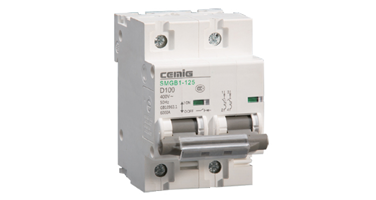 The Best and Cheapest 125A Miniature Circuit breaker Series