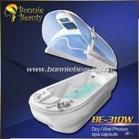 Hydro massage bathtub OZONE SAUNA Infrared spa capsule