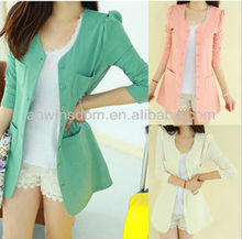 2013 KOREAN STYLE NEWEST FASHION WOMEN'S SUIT
