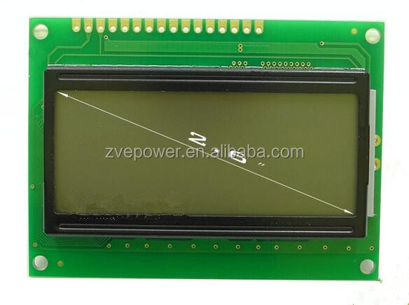 1604A 164 16*4 Character LCD Module LCM Display STN Blue Backlight 5V Logic Circuit