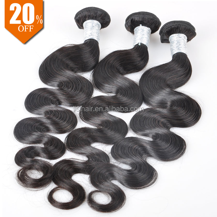 Factory Direct Sale Cut From The Donor Direct Unprocessed Virgin Brazilian Hair Wholesale Price