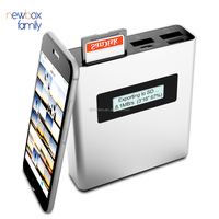 Rechargeable Batteries Super Speed USB I Flash Driver HD And Power Bank 5V/2A 5200mAh