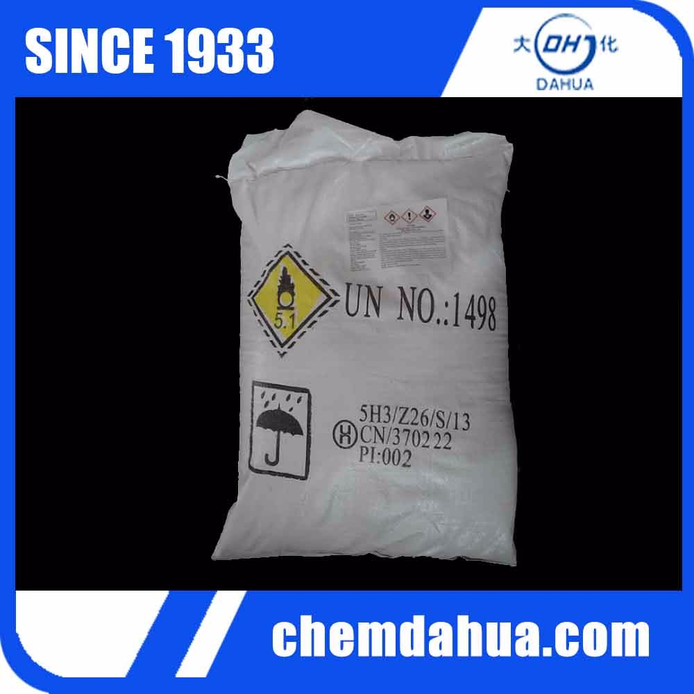 China Origin Cas No.: 7631-99-4 99.3% Industrial Grade (UN:1498 ) NaNO3 Sodium Nitrate Chemical Formula