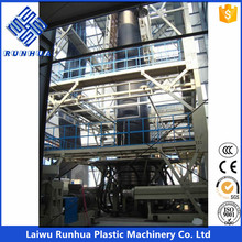 8m 3-layer PE geomembrane production line
