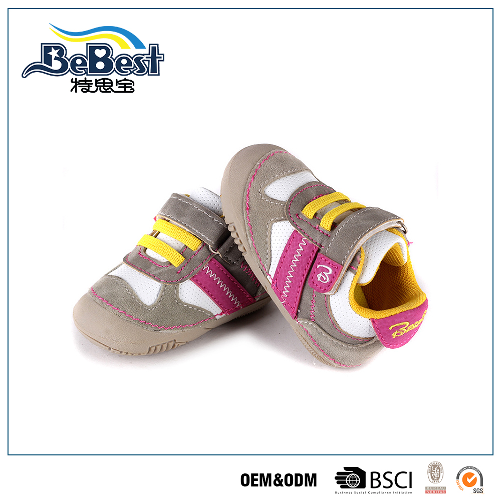 Cheap new fashion funny soft wholesale baby shoes