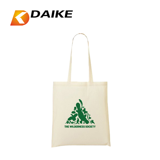 Wholesale China Organic Cotton Canvas Bag for Factory Supply