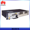 SmartAx MA5616 chassis with DC /AC power Huawei IP DSLAM