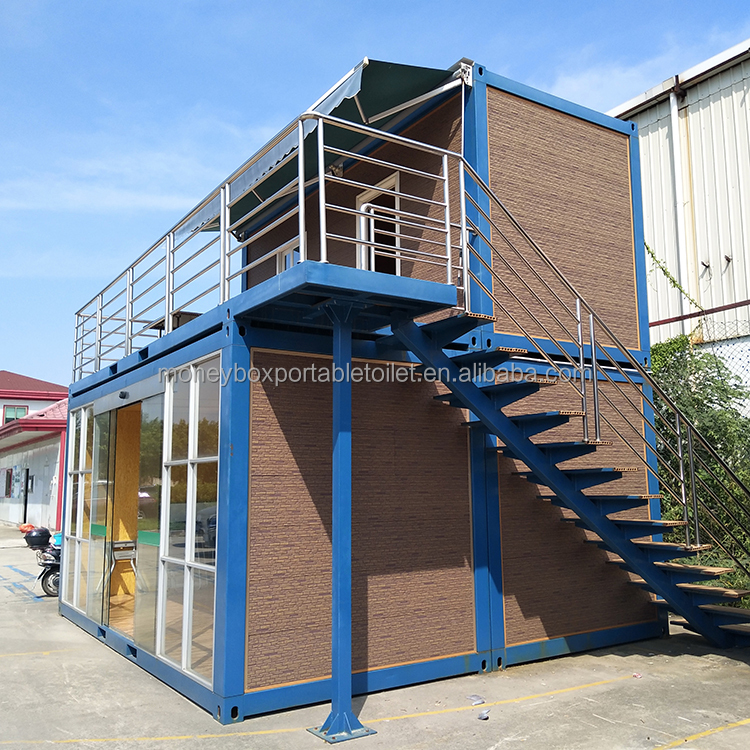 mobile container homes made in china for sale