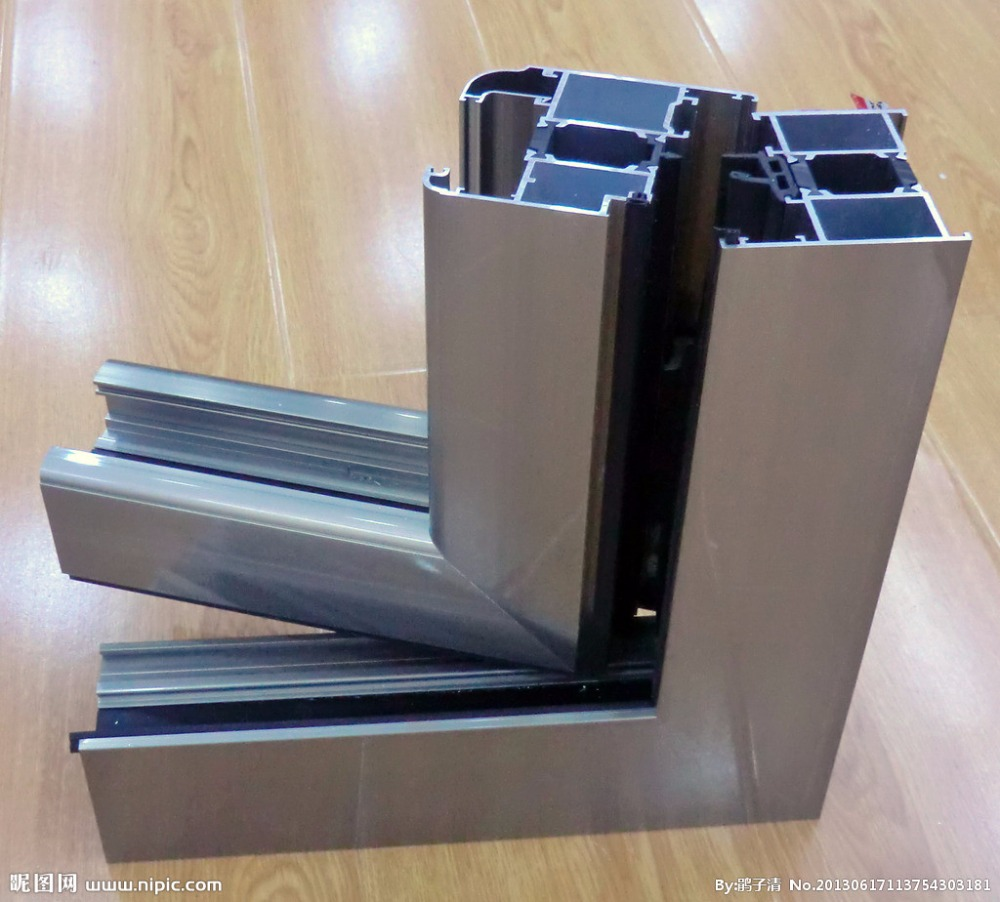 Factory price 6063 t5 aluminum extruded profiles