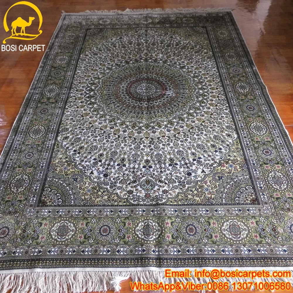 6x9ft Red color classical Turkey design handmade rug antique oriental carpet buy online