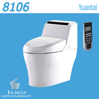 Smart Electronic Toilet Automatic Self Cleaning