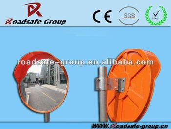 Roadsafety Dia450mm PC Plastic Road Safety Convex Mirror