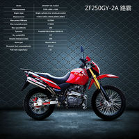 china manufacturer zf-ky motorcycle 200cc dirt bike for sale cheap ZF250GY-2A