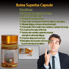 100% Natural Sex Herb Butea Superba Sexual Penis Enhancer capsule for Male