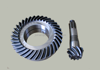 SPIRAL BEVEL GEARS FOR TRACTOR,TOWING VEHICLE,TRUCK TRACTOR