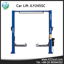 outdoor 2 post ascensore per auto elevador de carro car lift