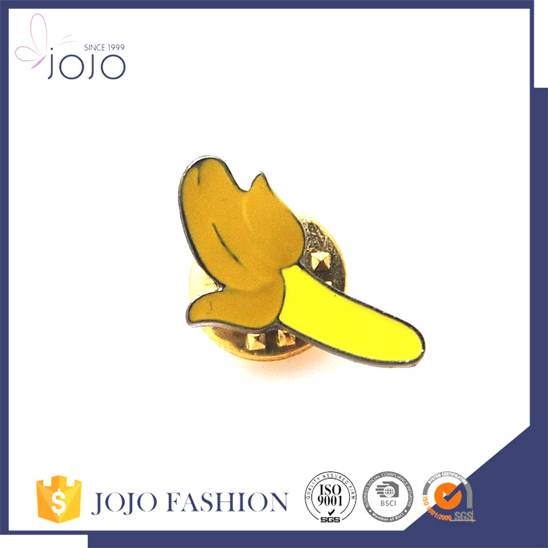 Custom China wholesale fashion wedding cheap fruit brooch pin in bulk
