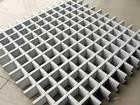 2016 New Product Aluminum Open Grating Ceiling Tiles for Interior Decoration