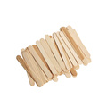 Disposable factory direct supply eco friendly wooden biodegradable popsicle ice cream sticks