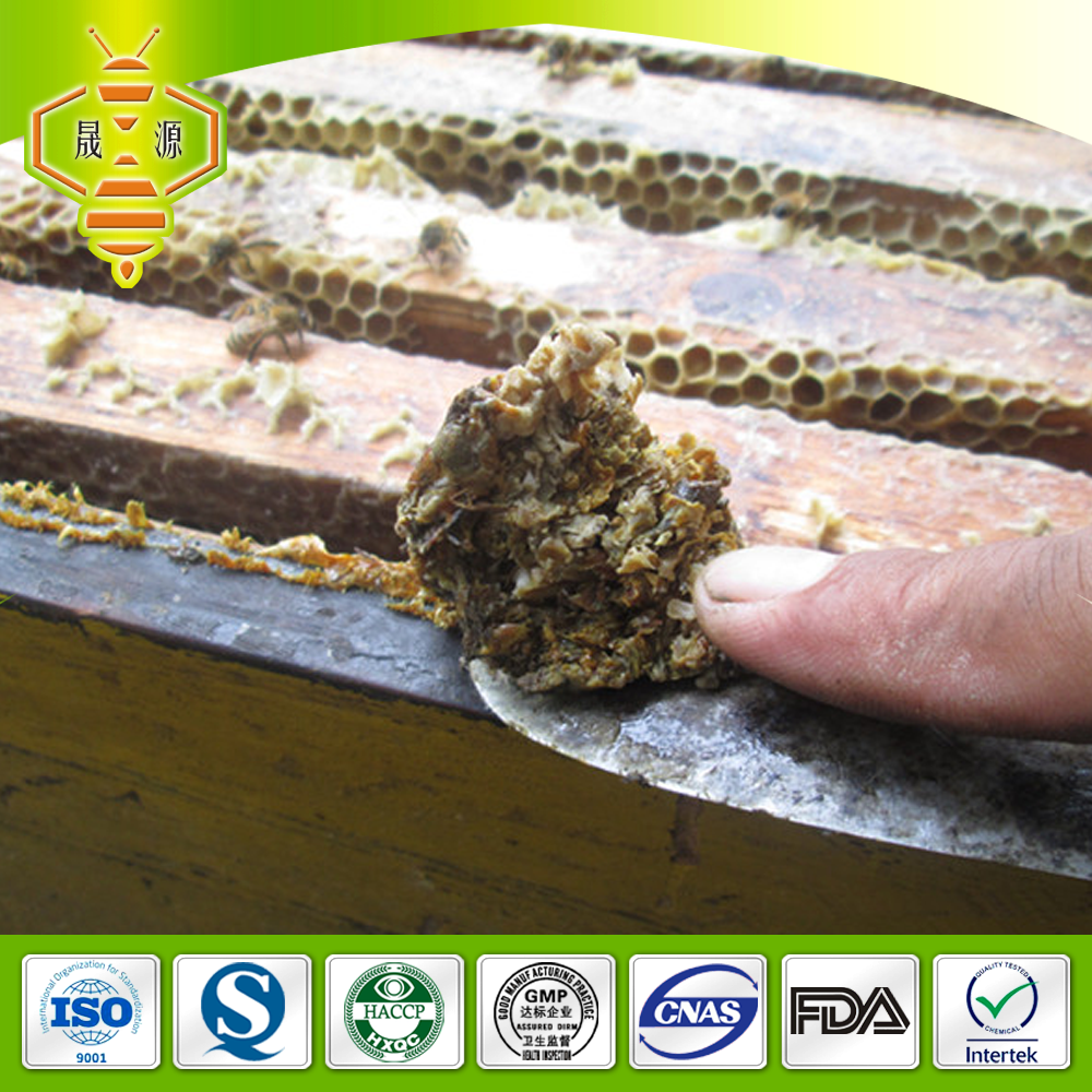 Organic water soluble bee propolis extract