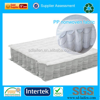 Flame Retardant Properties PP Spunbond Nonwoven for Furniture
