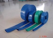 pvc layflat pipe for wells for suction water