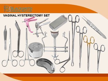 VAGINAL HYSTERECTOMY SET