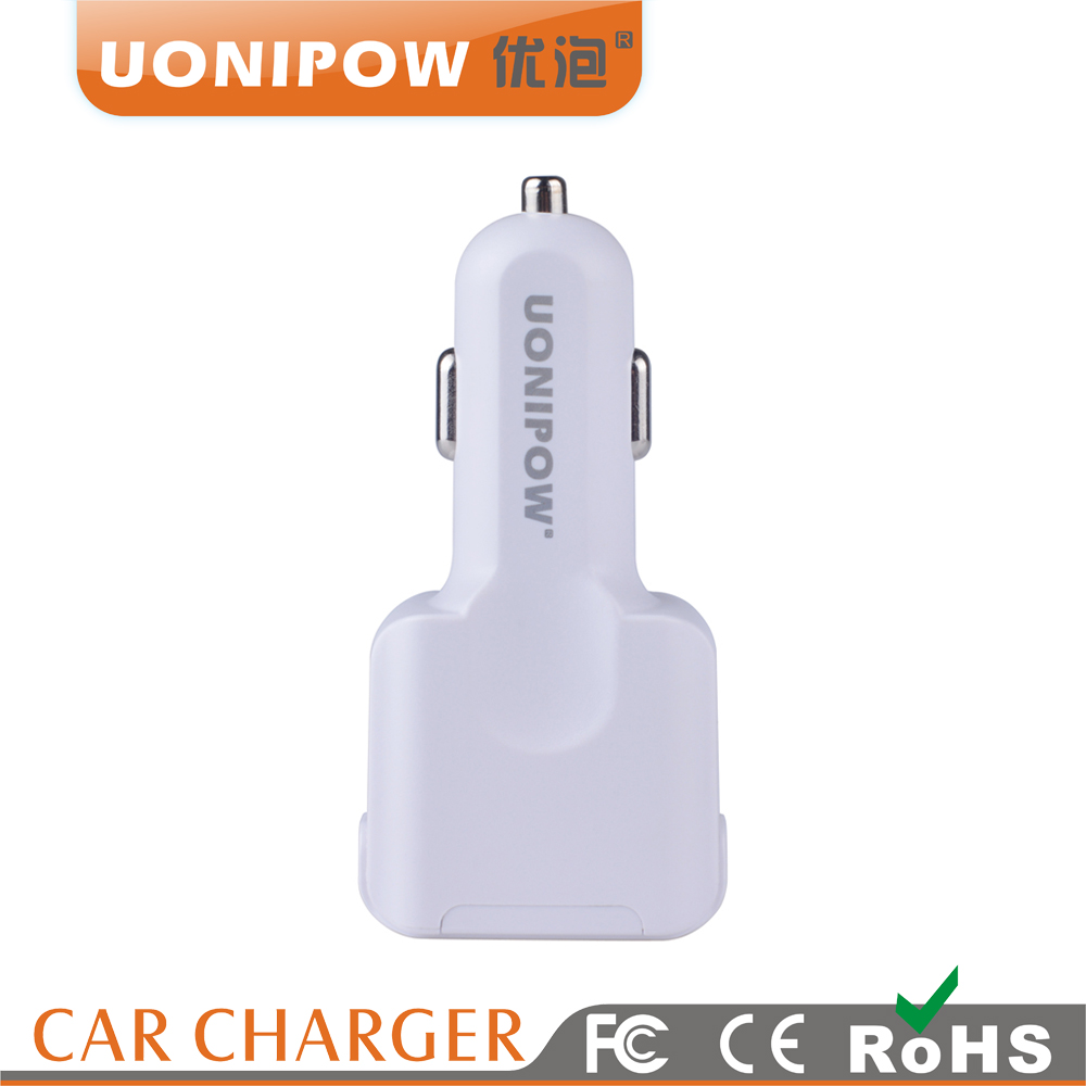 UONIPOW Mini QC3.0 Car Charger for iphone cell phone accessories Quick Car Charger OEM/ODM