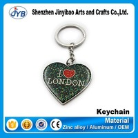 england or any place symbol like london keychain supplier