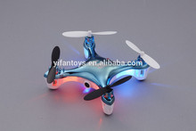 One Key Return 2.4G 6-Axis Headless Mod RC Drone Helicopter with HD Camera