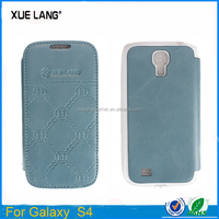 leather case for samsung galaxy s4 mini / China Supplier leather case for samsung galaxy s4 mini