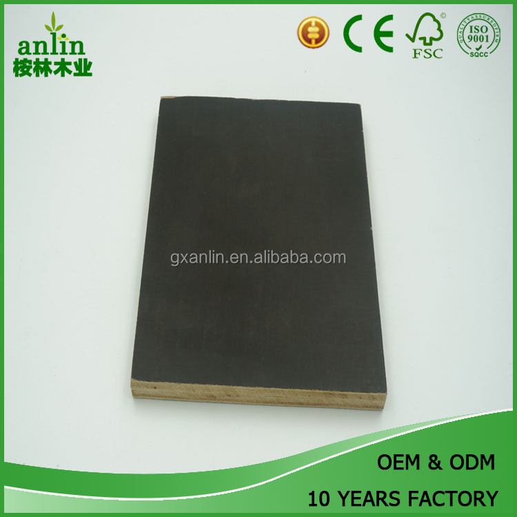 Cheap Recycle Brown Film Faced Plywood 18mm For Sale