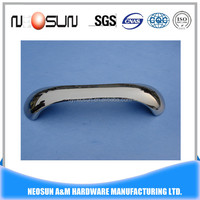 high quality stainless steel yacht door handle with ISO9001:2008