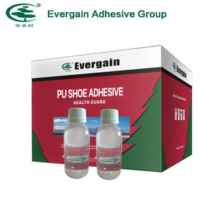 Evergain high quality environmental friendly heat activated pu adhesive for footwear