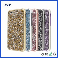 KLT Shiny Diamond Phone case 2 in 1 TPU PC For Blackberry For ASUS DIY Fashion Protector Cell Phone For Samsung For Huawei
