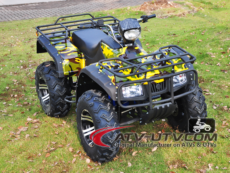 Professional electric 4x4 atv Manufacturer with 11 Years Experience