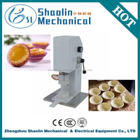 Tasty tart shell making machine with good quality