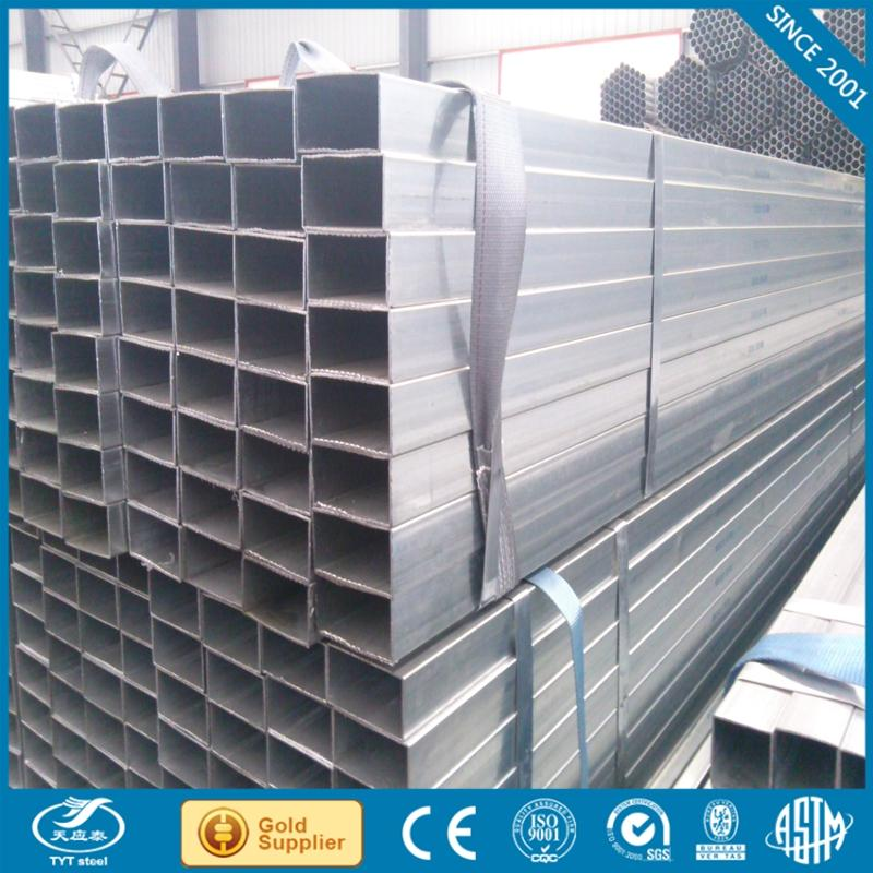 the largeste manufacturer in China tube clip scaffolding rectangular pvc pipe gi welded tube on sale